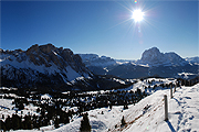 Panorama d' inverno